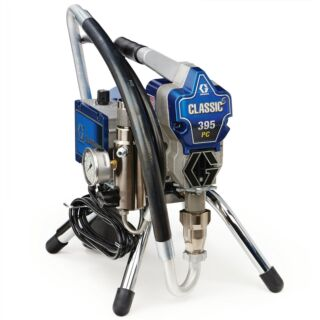 Graco Classic S 395 PC Airless Sprayer, Stand 110V