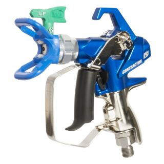 Graco Contractor PC Compact Airless Spray Gun with RAC X LP 517 SwitchTip
