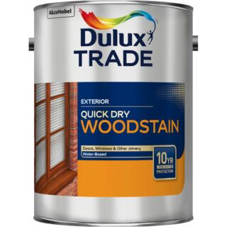 Dulux Trade Weathershield Aquatech Woodstain - Mixed Colour