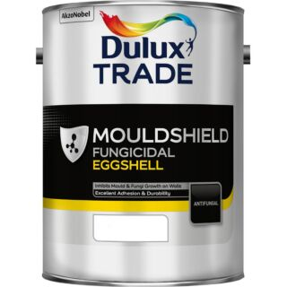 Dulux Trade Mouldshield Fungicidal Eggshell - Mixed Colour
