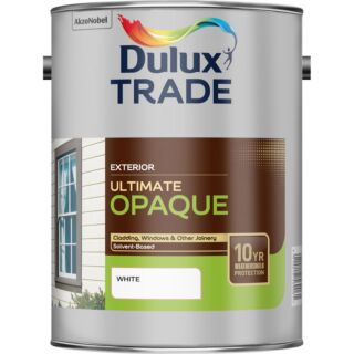Dulux Trade Weathershield Ultimate Opaque - White