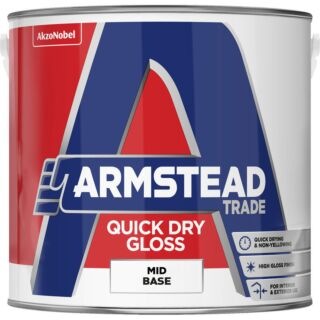 Armstead Trade Quick Dry Gloss - Mixed Colour