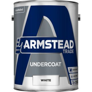 Armstead Trade Undercoat - White