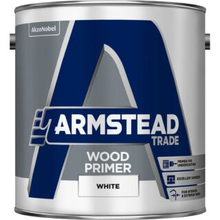 Armstead Trade Wood Primer - White