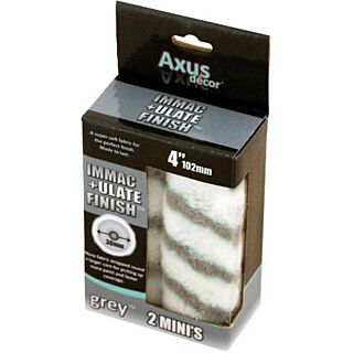 Axus Decor Immaculate Mini Sleeves 4 - 2 Pack