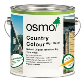 Osmo Country Colour - Traffic Grey