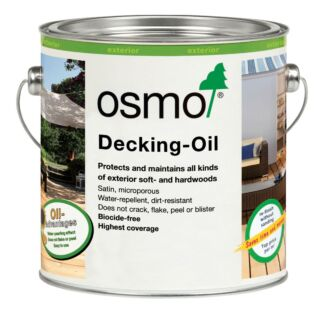 Osmo Decking Oil - Thermowood