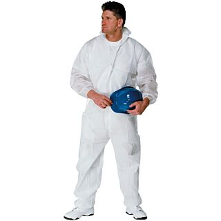 Fit For The Job Disposable Coverall