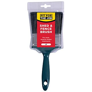 Fit For The Job Shed & Fence Brush 4