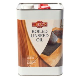 Liberon Boiled Linseed Oil