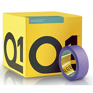 Q1 Delicate Surface Masking Tape 38mm - 24 Box