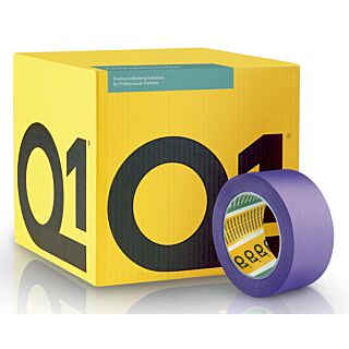 Q1 Delicate Surface Masking Tape - 50mm - 20 Box