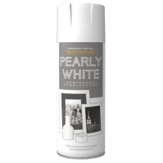 Rustoleum Pearly White Pearlescent Spray