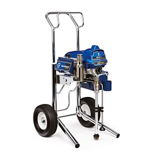 Graco ST Max II 595 PC PRO, BlueLink,  cart mounted electric airless sprayer
