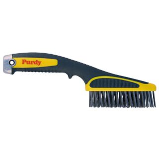 Purdy Short Handle Wire Brush