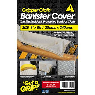 Gripper Cloth Bannister Cover